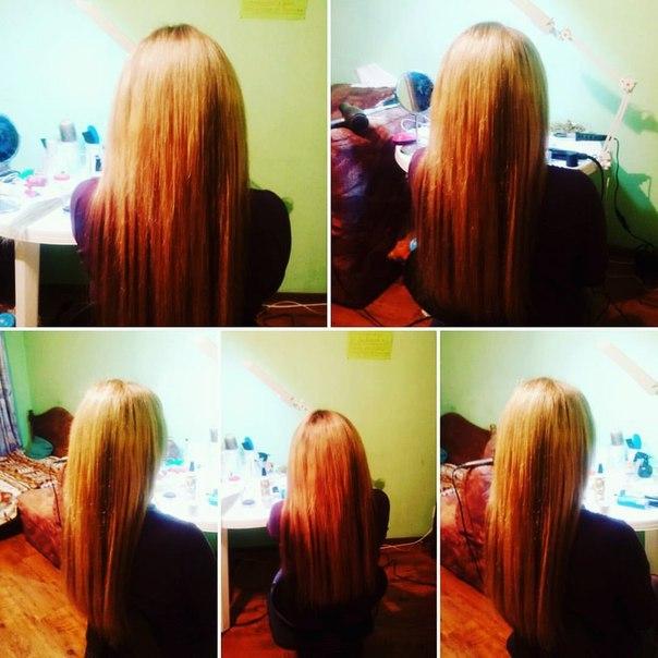 В краснодаре нарастить волосы в